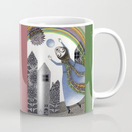 Rainbow Mine (2) Coffee Mug