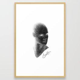 Self Portrait: Aramand Corinth Framed Art Print