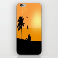 Love Forever iPhone & iPod Skin