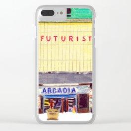 THE FUTURIST Clear iPhone Case