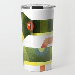 Caught Travel Mug