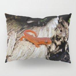 Red Newt Pillow Sham