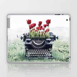 The Poem I Never Wrote Laptop & iPad Skin