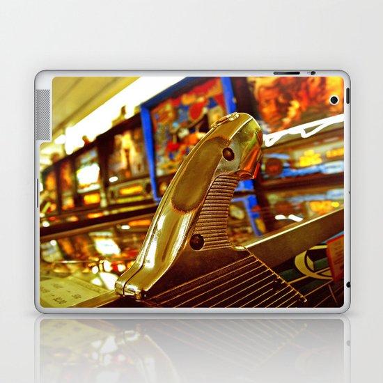Pinball details Laptop & iPad Skin