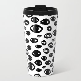 Eye See You | Modern Dream Pattern Travel Mug