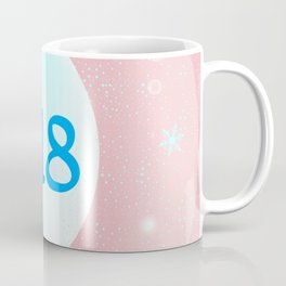 2018 Christmas And New Year Coffee Mug