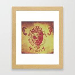 asDD Framed Art Print