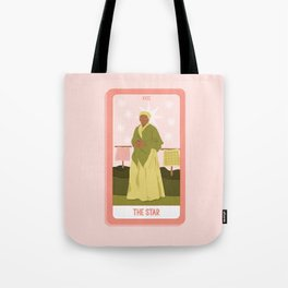 Tarot Card XVII: The Star Tote Bag