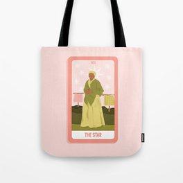 Tarot Card XVII: The Star Tote Bag