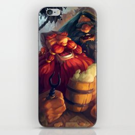 Once Upon a Time in The Tavern iPhone Skin