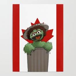 Tony the Grouch Poster