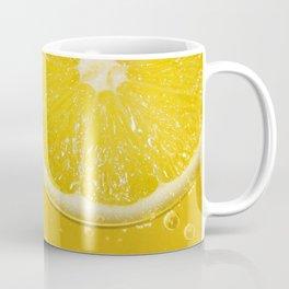 Lemon Thirst Quencher Coffee Mug