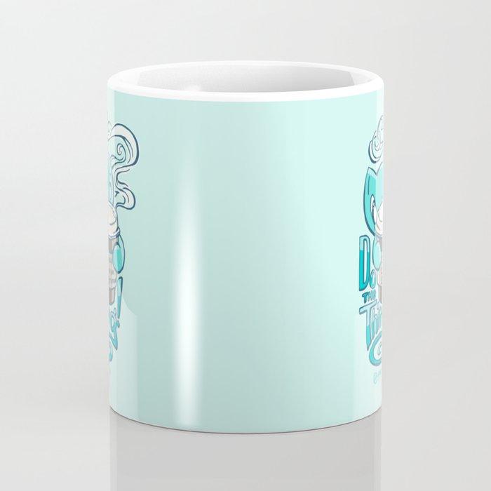 Skribbles: DO THE THING Coffee Mug
