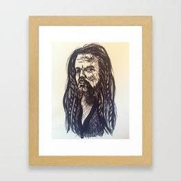 Jonathan Davis Framed Art Print