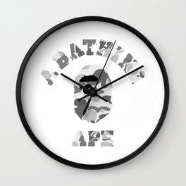 A bathing Ape goyard Wall Clock