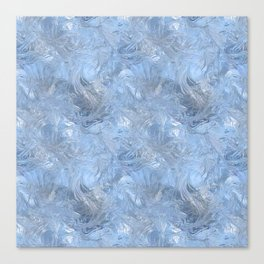 Fantasy Ice Canvas Print