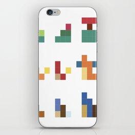 It-E Bit-E PKMN iPhone Skin