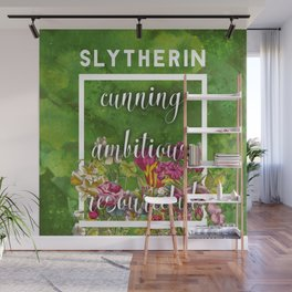 Slytherin Wall Mural