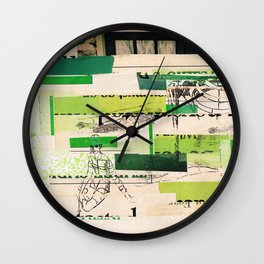 Poorly Constructed Wall Clock