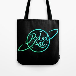 Rebel Art Logo Tote Bag