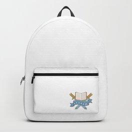 Slayer of TBR Piles Backpack