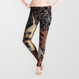The Unicorn in Captivity Leggings