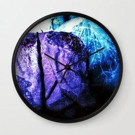 Love Song - Midnight Velvet (Blue) 0351A Wall Clock