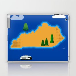 Kentucky Island Laptop & iPad Skin