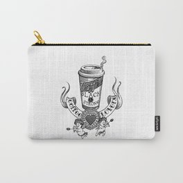 Coffee Lovers Carry-All Pouch