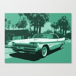 DeSoto Canvas Print