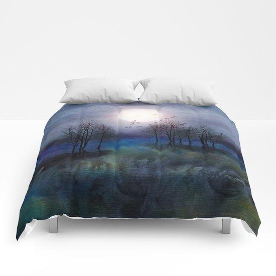Calling The Moon Comforters