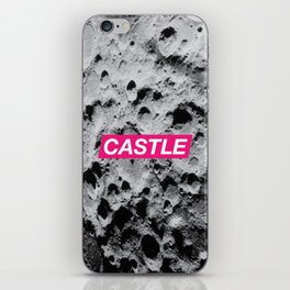 SURFACE #2 // CASTLE iPhone Skin