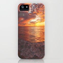 Inspirational Sunset by Aloha Kea Photography iPhone Case