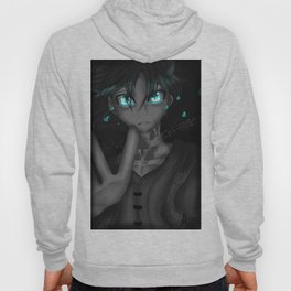 I got lost and didn't want to be found. Hoody