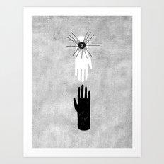 Return from the Stars #1 Art Print