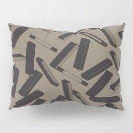 3D X Pattern Pillow Sham