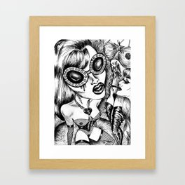 Debauchery Framed Art Print