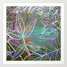 nature 001. Art Print