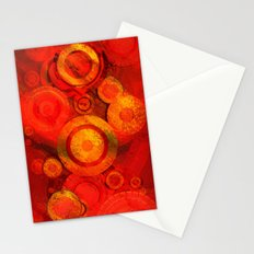 Circles One Stationery Cards