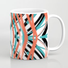 Swirling | Saro-Gongo Pattern Coffee Mug