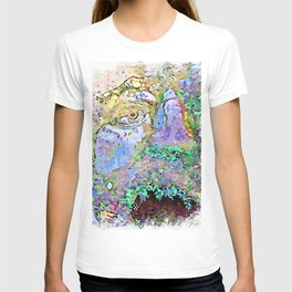 Tivoli: anthropomorphic fountain of Villa d'Este T-shirt