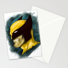 Wolverine Stationery Cards