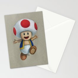 Toad Stationery Cards