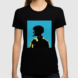 Katy Perr Portrait Art - This Is How We Do (Music Video)  T-shirt