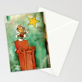 The Natural Philosopher  Stationery Cards