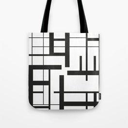 Lines #3 Tote Bag
