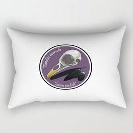 Turdus merula Rectangular Pillow