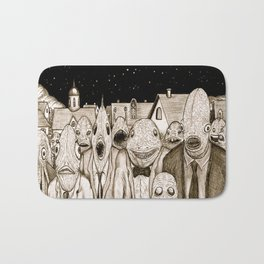 Innsmouth Meeting Bath Mat