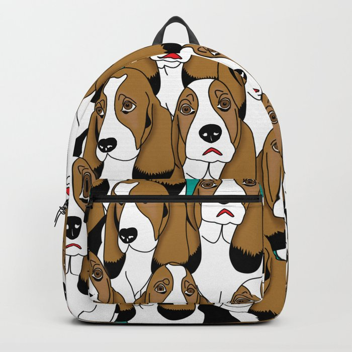 cute dogs Backpack