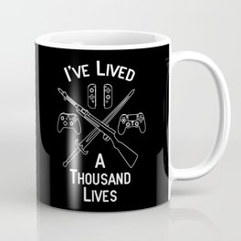 Gamer Lives Coffee Mug